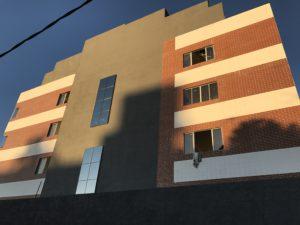 Fachada Residencial Oliveira